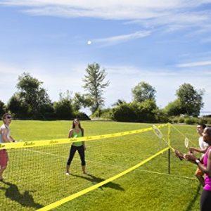 Mejor set de badminton para hacer ejercicio