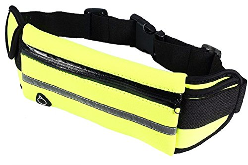 Mejor bolsa de cintura para hacer ejercicio