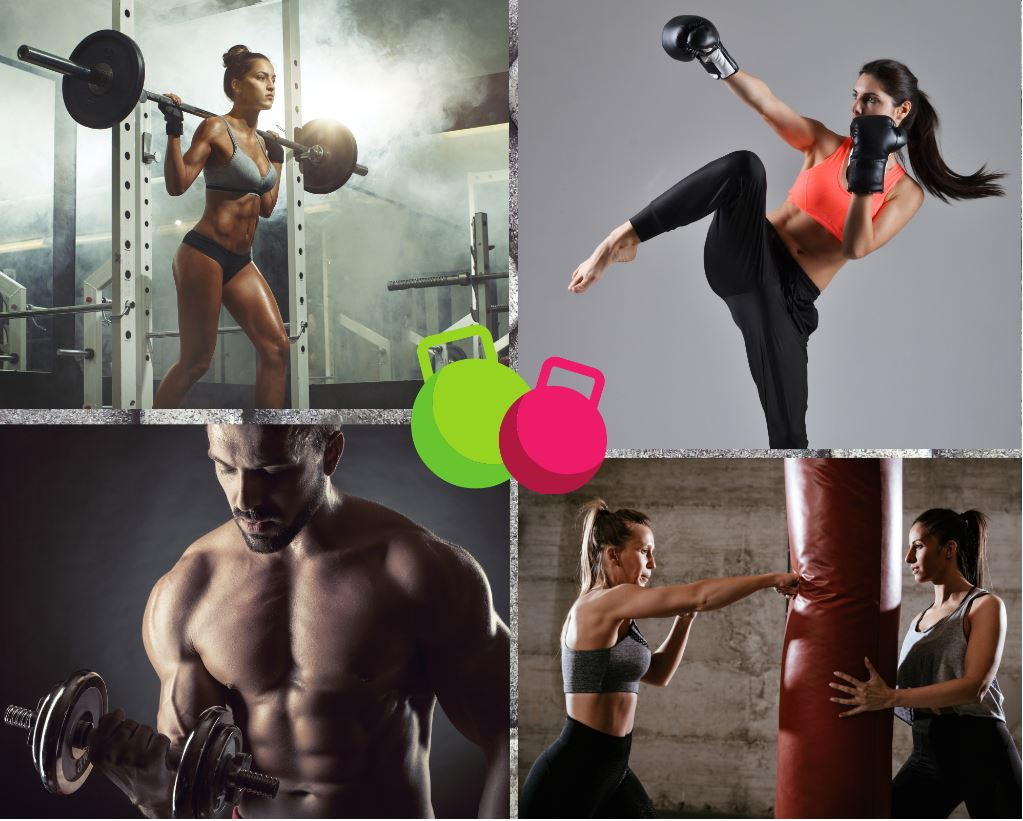 Necesitas hacer fitness