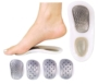 Assiduousic Correction Insole, Relieve Back Pain, Comfortable Stable Foot Arch Support Insole, for Flat Foot X/O Type Leg Over-Pronation Fallen Arches