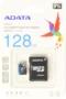 ▶Memoria Micro SDHC/SDXC Uhs-I 128GB Clase 10 A1 85Mb/Seg C/Adaptador